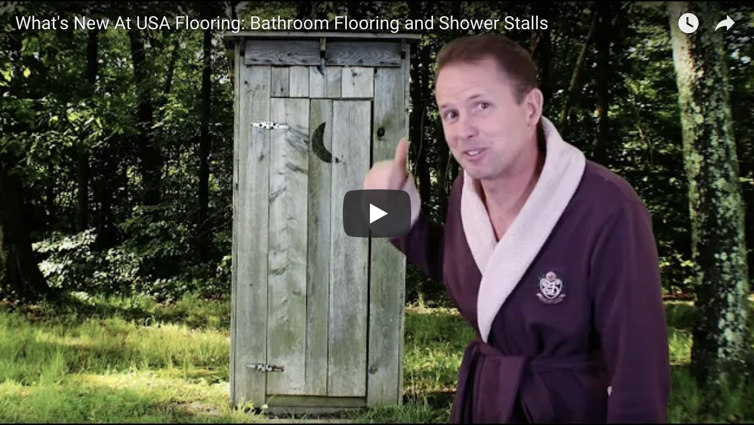 What's New At USA Flooring Bathroom Flooring and Shower Enclosures Dave's Outhouse.png